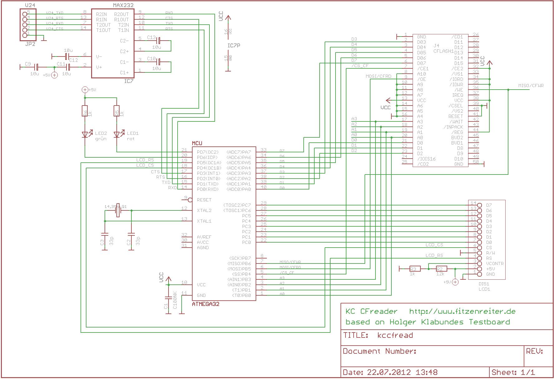 Alte Computer by SRN - KC85/5 - CF-Kartenleser
